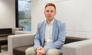 Aaron McMeekin is one of three consultant psychiatrists behind a new specialist perinatal service.