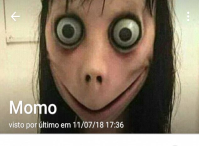 A disturbing new game sweeping social media has parents and authorities concerned that we may be seeing the rise of another 'Blue Whale' phenomenon. Users are challenged to contact 'Momo' by sending messages to an unknown number