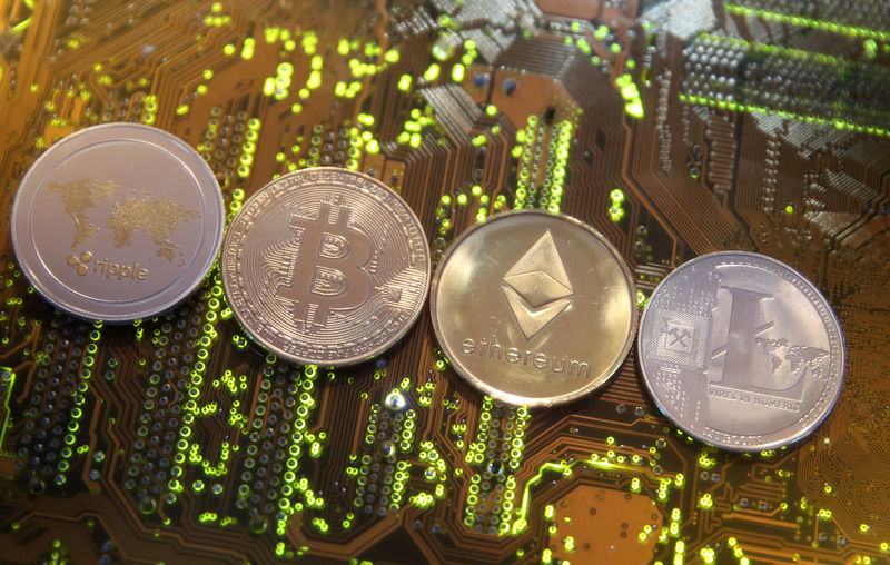 © Reuters.   CV Market Watch™: Weekly Crypto Trading Overview (June 7-14, 2019)