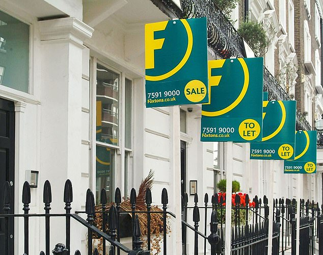 Losses:Foxtons slumped to a pre-tax loss of £17.2million last year