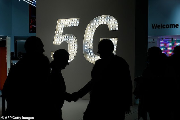 The arrival of blazing fast 5G wireless networks, which telecoms operators are starting to roll out, opens up new possibilities for telemedicine -- such as surgeries performed by remotely controlled robots. File photo