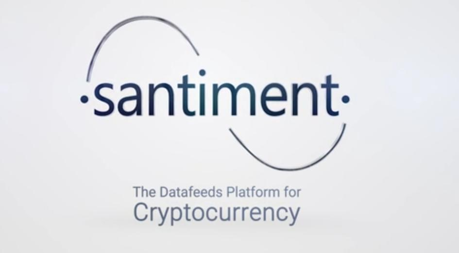 <bold>Santiment</bold> <bold>Network</bold> <bold>Token</bold> Price Changed by -2.85 percent