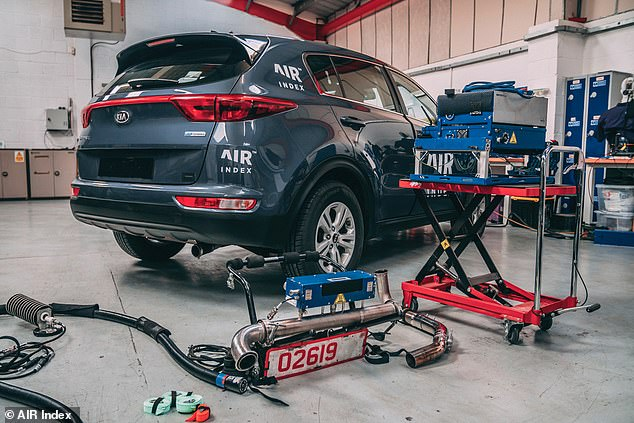 The new independent ratings scheme aims to overcome widespread suspicion of car-makers whose own results – particularly in the wake of the dieselgate scandal - consumers 'do not trust', say its creators