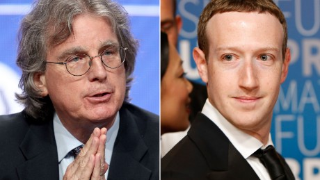 Early Facebook investor blasts company in new book 'Zucked'
