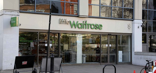 Waitrose said it will use the opportunity to expand its own in-house online service
