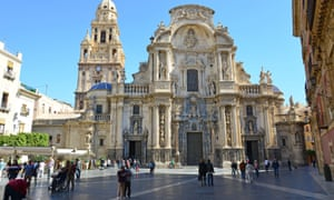 Cathedral of Murcia, Plaza Cardinal Belluga,