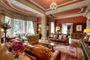 Welsh weekend: Gliffaes Country House Hotel, Crickhowell, Powys.