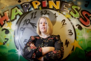 Dr Victoria Sullivan, NHS Consultant forensic psychiatrist at the Edenfield centre, Prestwich Hospital in Manchester.