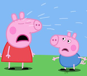 The so-called Momo Challenge has reportedly made its way into children's YouTube videos such as Peppa Pig. File photo