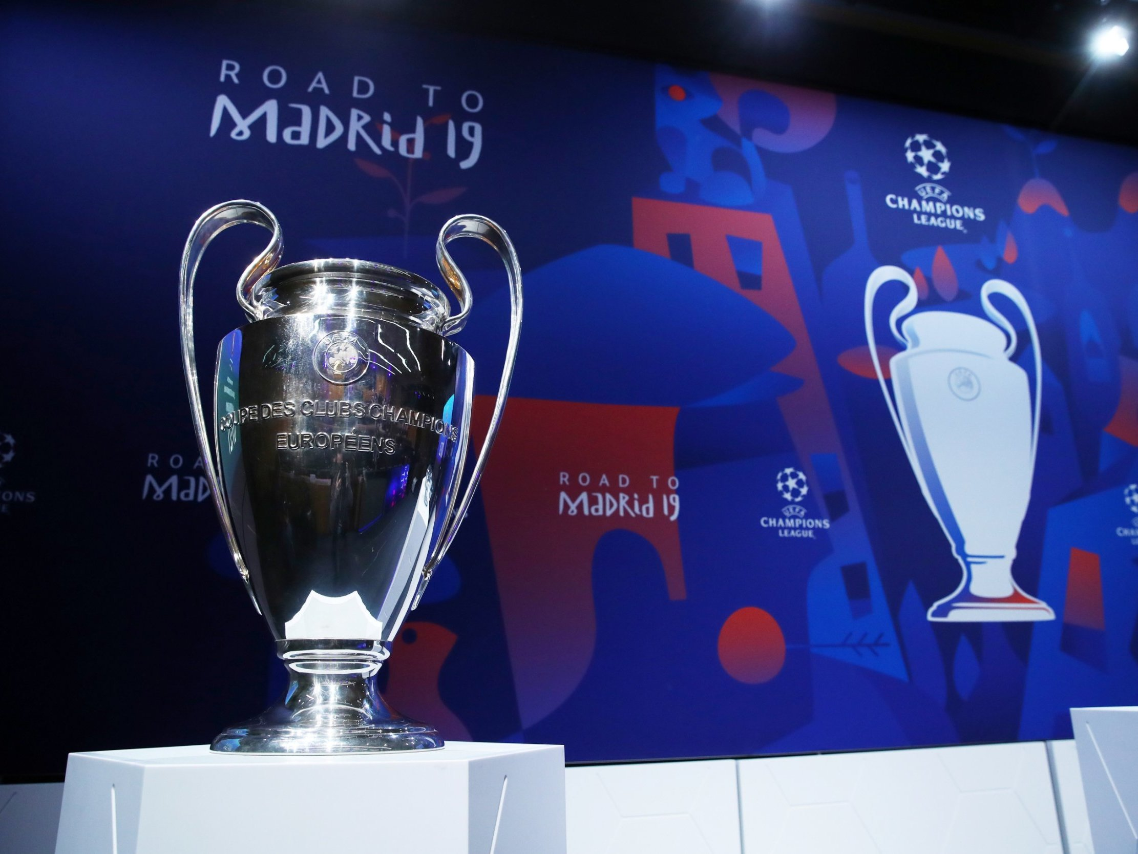 Champions League draw LIVE: Liverpool, Manchester United
