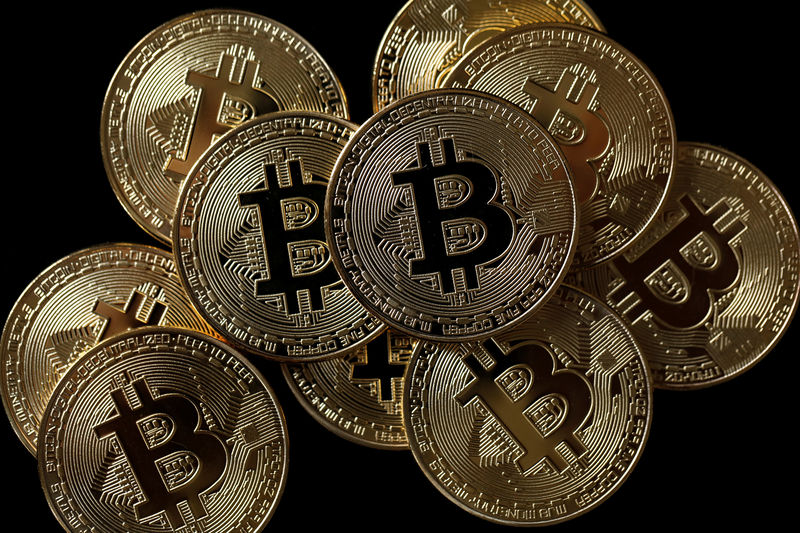 © Reuters.  Bitcoin Jumps 29.44% In Rally