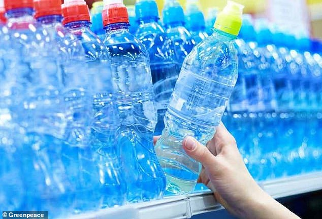 The environmental organisation says two of the Big Four supermarkets have not done enough to remove plastic from their aisles (file photo)