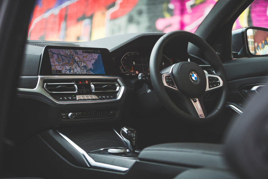 Bmw 3 Series 330i M Sport 2019 Uk Review Business Fast