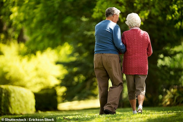 Attendance allowance: Millions of frail over-65s could be missing out on the benefit, worth either £58.70 or £87.65 a week