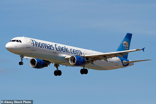 Hitting turbulence:Thomas Cook is struggling under the weight of a £1.25 billion debt pile