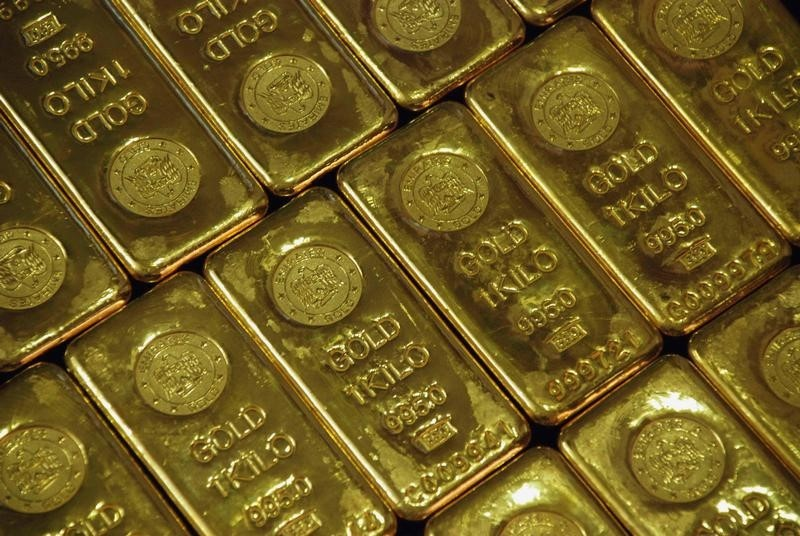 © Reuters.  Venezuela Sells $570 Million From Gold Reserve Despite Sanctions