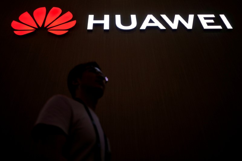 © Reuters.  Wall Street Says Investors Are Missing Huge Huawei Trade Risks