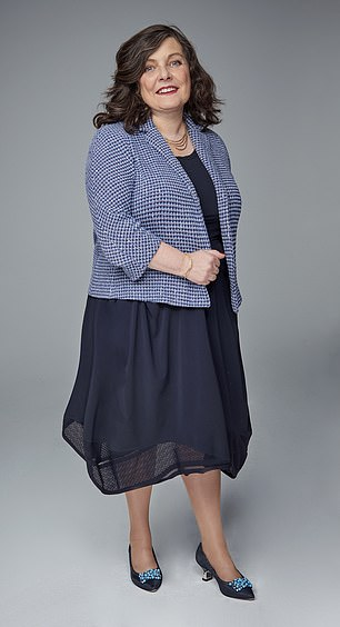 Anne Boden, 59, is founder and chief executive of digital bank Starling