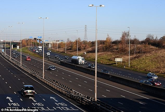 The M6 toll is 27 miles in length and is used for around 18.2 million journeys every year