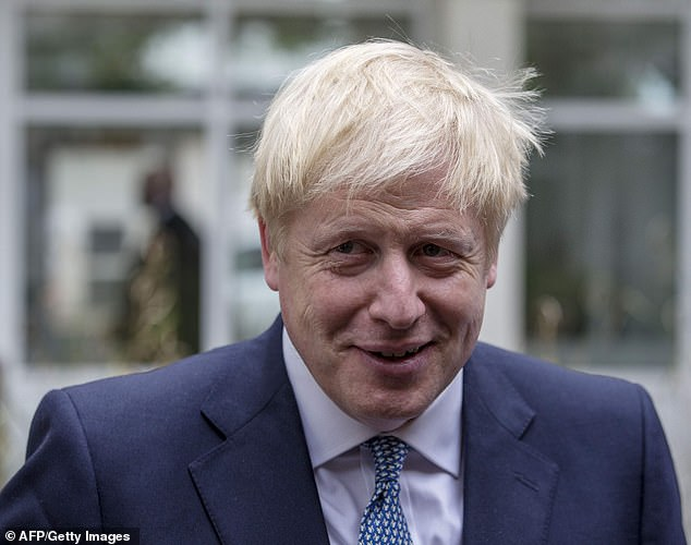 Boris Johnson is betting a burst of 'animal spirits' will give a boost to the British economy