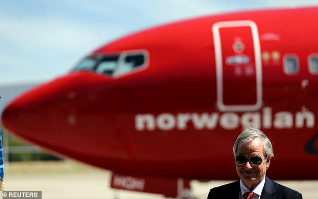 Bjorn Kjos founded low-cost airline Norwegian Air in the 1990s and has transformed it into Europe's third-largest budget airline