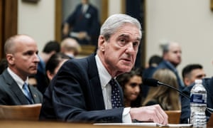 Robert Mueller warned of Russia's 'sweeping and systematic' efforts to meddle in US elections.