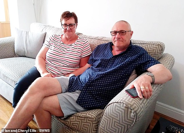 Her parents, Ian and Cheryl, believe Lyme disease was to blame - the infection can cause killer complications