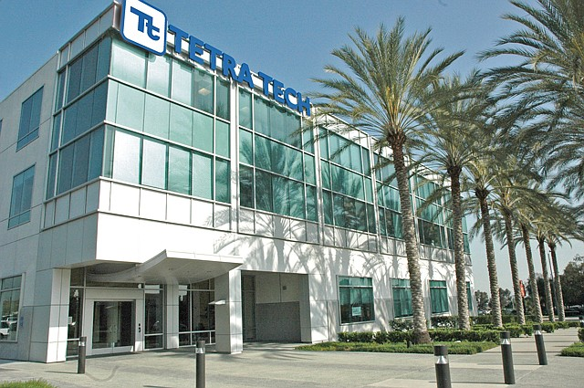Spending Spree: Tetra Tech is expanding its global reach through acquisitions.