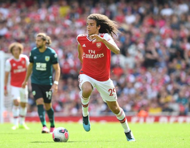 Matteo Guendouzi is set to be rewarded for a bright debut season at Arsenal (Picture: Getty)