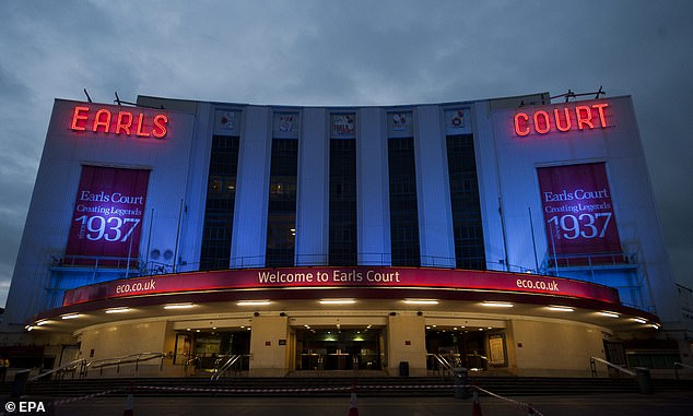 Capital & Counties has seen the value of Earls Court scheme collapse over the past five years
