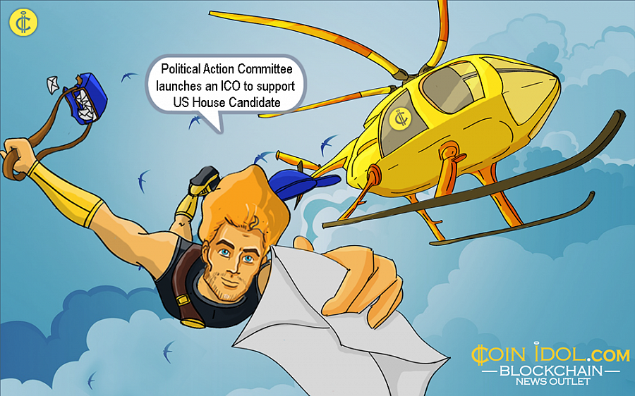 According to the architect of the political group Dan Backer, the BitPAC is considering to do an ICO to give some kind of voting rights to whoever financially contributes to the PAC and holders of the politicoin cryptocurrency.