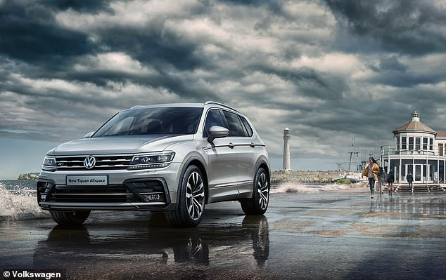 On a Volkswagen Tiguan, battery replacement costs ranged from £191 to £321 - a variation of £130