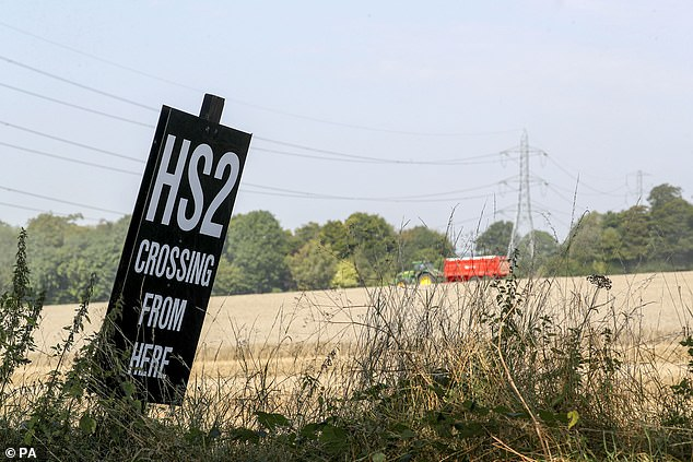 Shunted off: HS2 high speed rail link looks likely to be scrapped