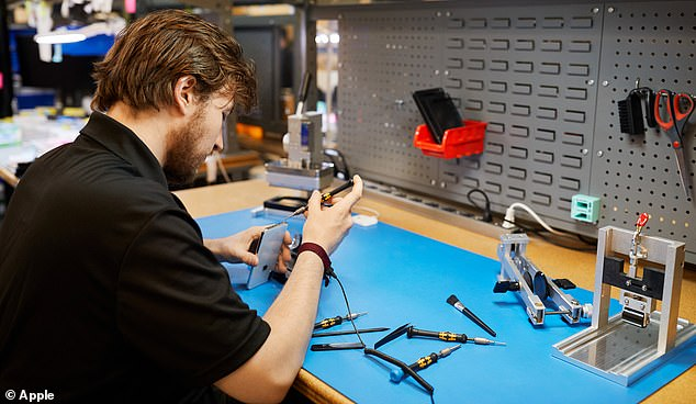Apple is starting to open up its resources to third-party repair companies. In a new program the company said it will expand the number of verified repair stores who can fix batteries, repair screens, and more.