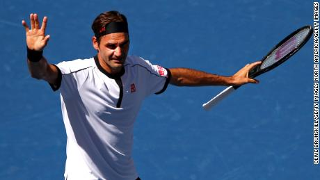 Roger Federer says he is 'sick and tired' of suggestions he calls the scheduling shots