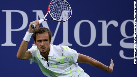 Daniil Medvedev trolls US Open crowd after win: 'I won because of you'