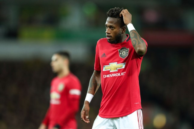 Ole Gunnar Solskjaer was impressed with Fred's 'excellent' display in Manchester United's Premier League win over Norwich
