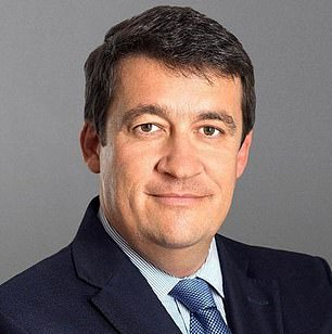 Resigned: Pierre-Olivier Bouee was Credit Suisse's chief operating officer