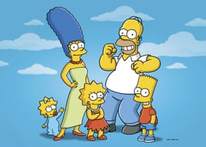 At its peak it was a pop culture phenomenon ... The Simpsons.