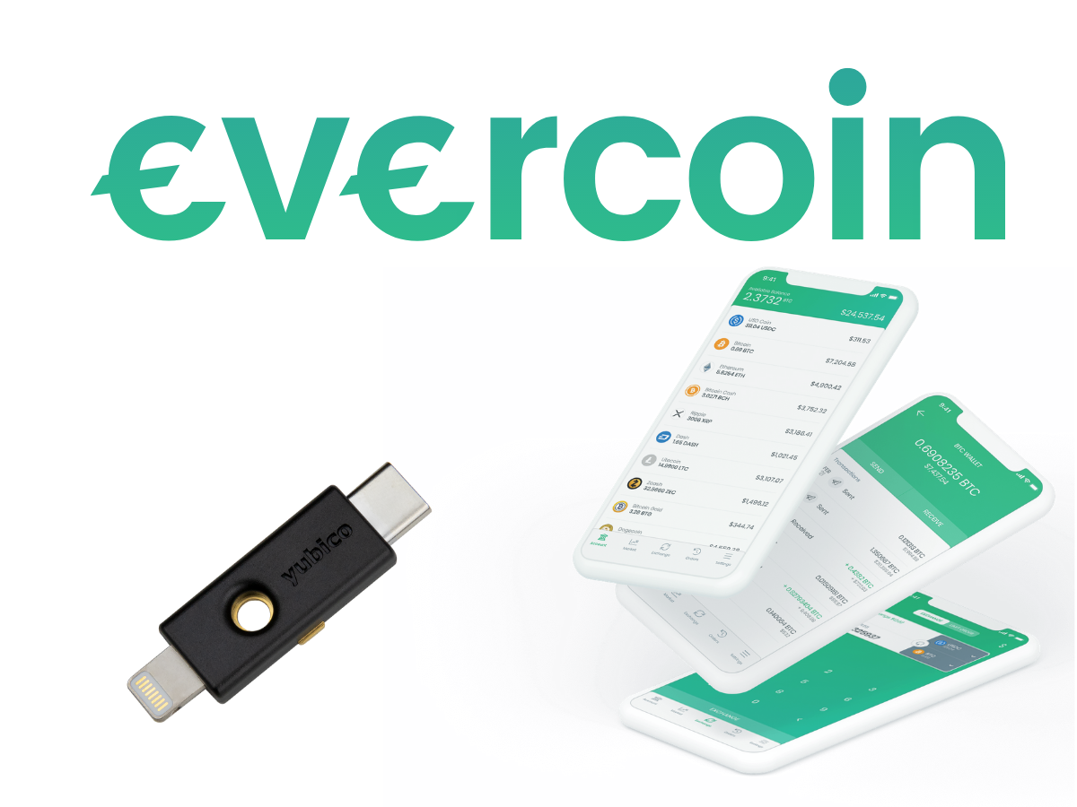 Evercoin Launches Bitcoin and Cryptocurrency Hardware Wallet