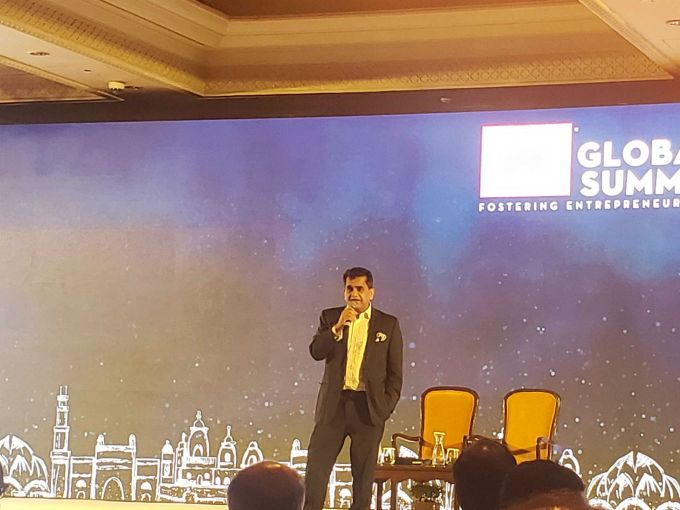 India In The Midst Of Major Tech Disruption With Startups: Amitabh Kant