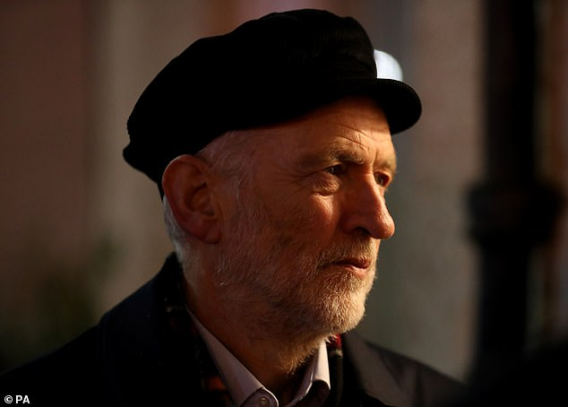 If the cap fits:Speaking at the CBI's annual conference, Jeremy Corbyn tried to win over the business community