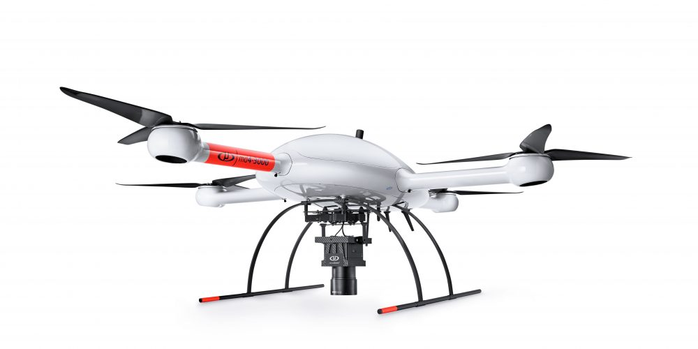 Microdrones Integrates Aircraft-Quality Tech into New UAV Offering
