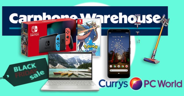 The best Currys and Carphone Warehouse Black Friday Deals already out in 2019
