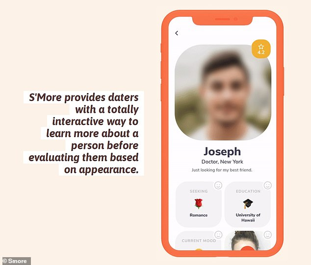 Smore was developed by a former executive from the gay dating app Chappy, which emphasized exclusivity and kindness over raw sex appeal
