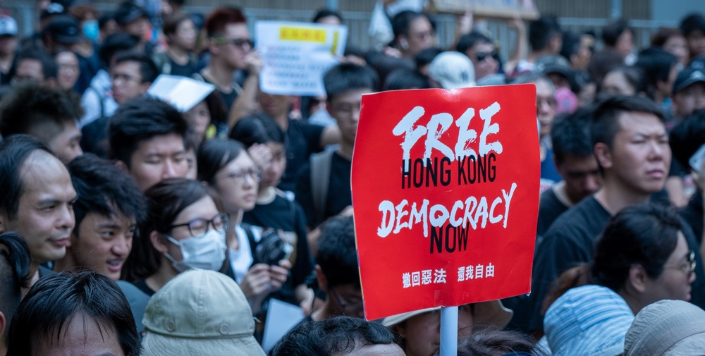 HSBC Closes Account Used to Support Hong Kong Protesters