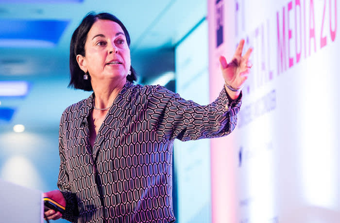 Claire Enders, Founder, Enders Analysis live.ft.com/DigitalMedia FT Digital Media 2016: Converge and Conquer, 12-13 April 2016, London.