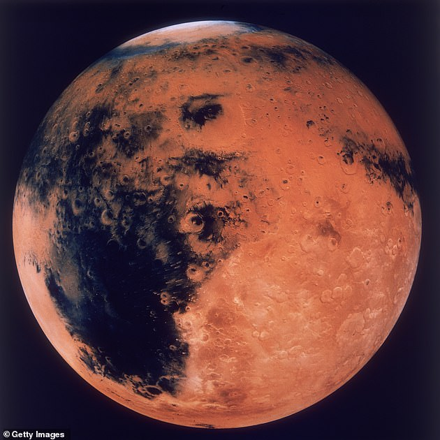NASA is getting ready to send a rover to Mars in search of life, but a professor from Ohio University believes we have already have evidence of beings crawling on the red planet