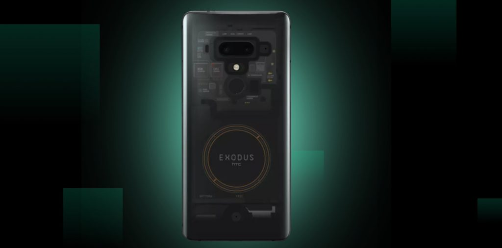 Players Can Now Win an HTC Exodus 1 Phone on Bitcoin Games