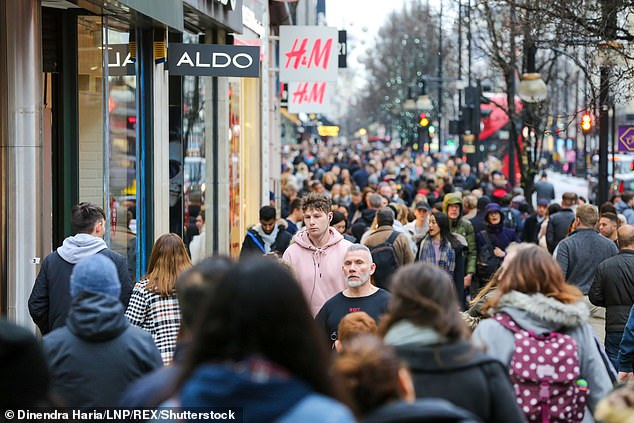 Shop and earn: Be a mystery Christmas shopper for a High Street brand. Some pay in cash, others let you keep all the shopping